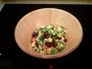 Finish With Avocado, Cilantro, and Lemon Juice